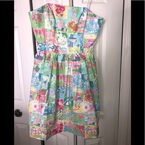 Lilly Pulitzer State of Mind Lottie Dress